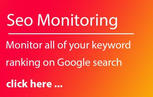 seo monitoring