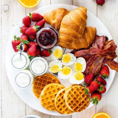 پلتی فود - صبحانه