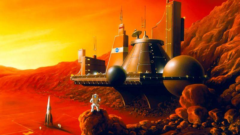 کلاس پیش از سفر به مریخ (2)