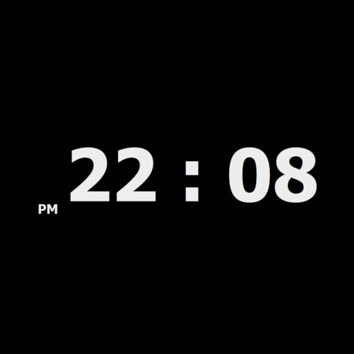 برنامه ساعت رومیزی ویندوز