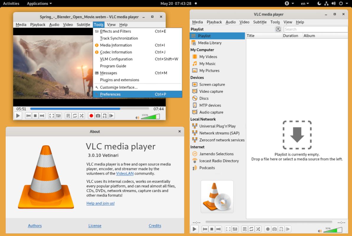 دانلود برنامه پخش کننده VLC Media Player