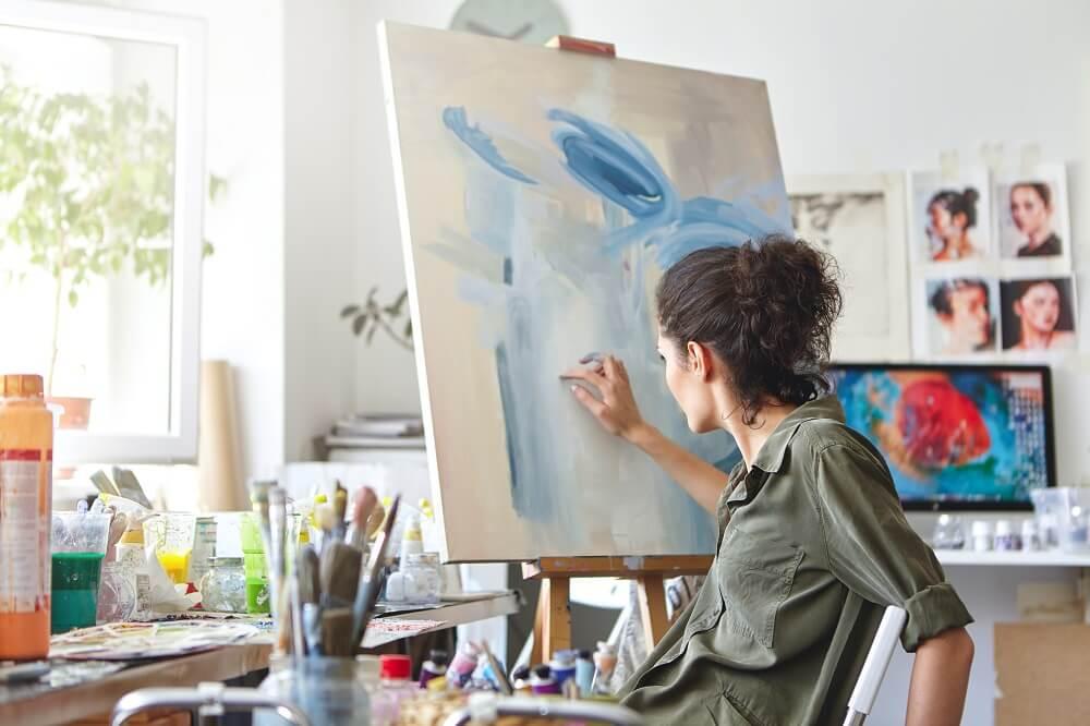 موسیقی برای نقاشی